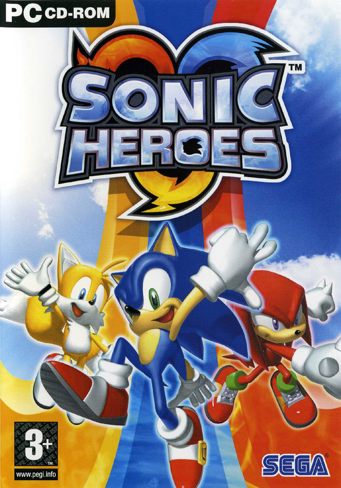 Sonic the Hedgehog and Sega site - Sonic Games